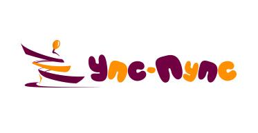 Логотип фабрики игрушек «Упс-Пупс»