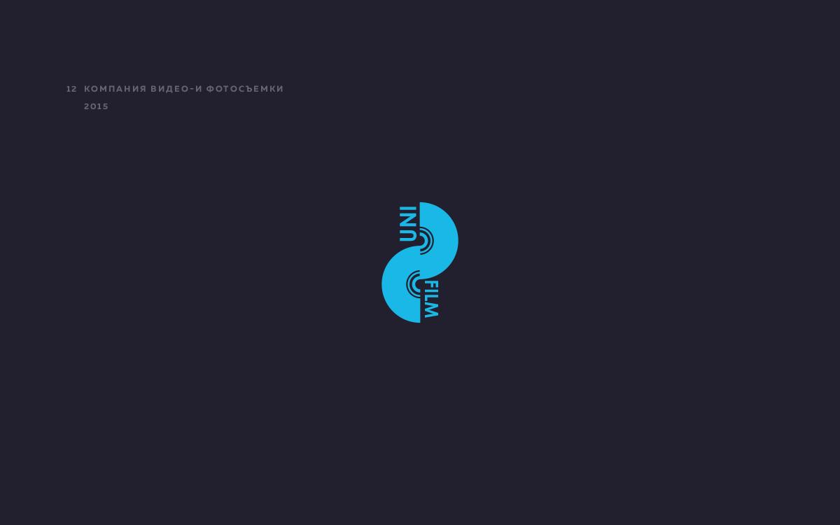 Логотип студии фото- и видеосъемки