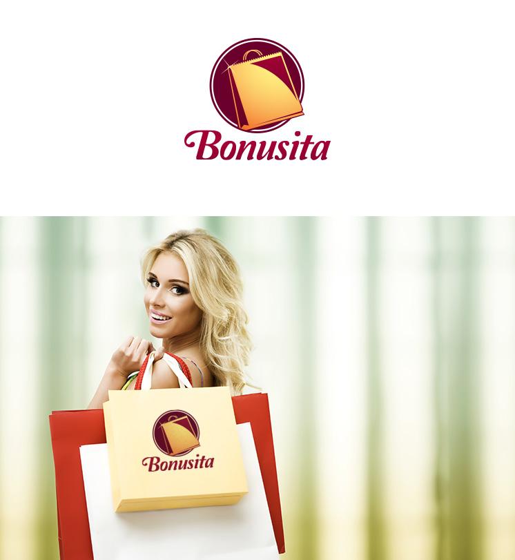 Логотип сайта-купонатора Bonusita